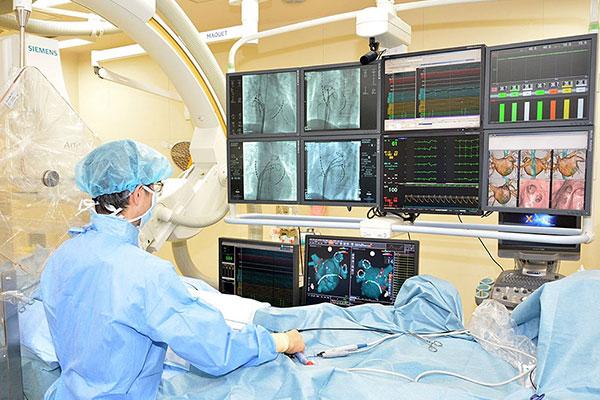 手術 アビ レーション カテーテルアブレーション(カテーテル心筋焼灼術)|日本医科大学付属病院